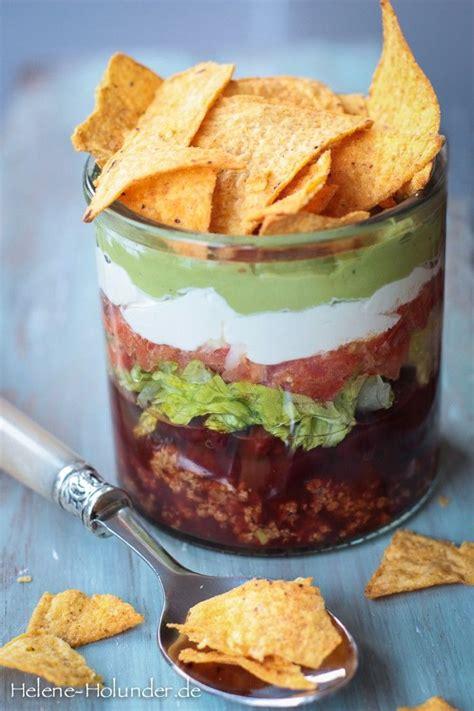 rezepte im glas taco salat im glas ganz vegan und der hit auf jeder