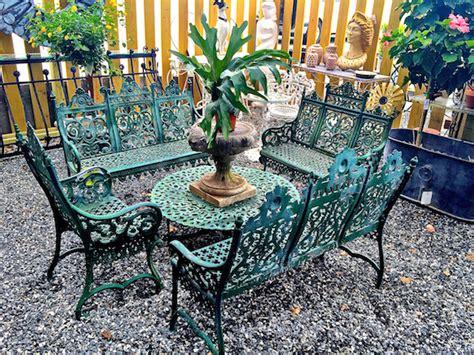 Antique Garden Furniture  Antique Furniture