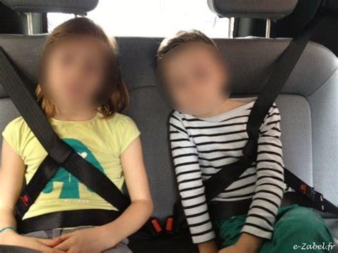 siege auto sans ceinture adapteur de ceinture pour attacher enfants en voiture e