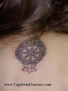 Tibetan Buddhist Symbols Meanings Tattoo