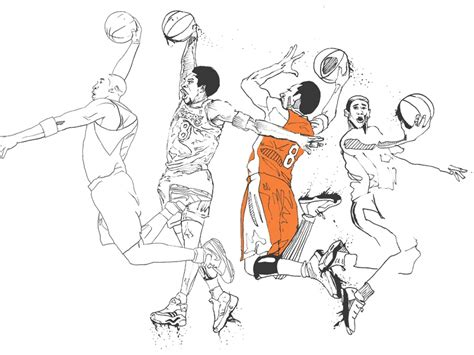 kobe dunk sketch  timothy mcauliffe dribbble dribbble