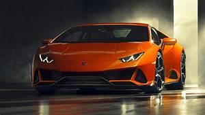 Lamborghini, Huracan, Evo, 2019, 4k, Wallpapers