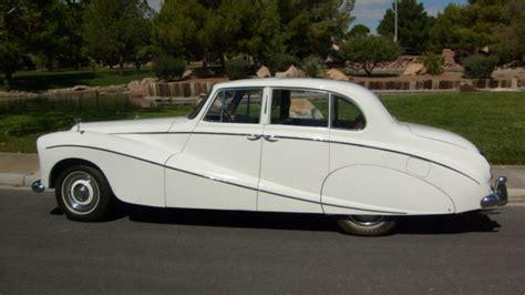 1956 Hooper Saloon Bentley For Sale