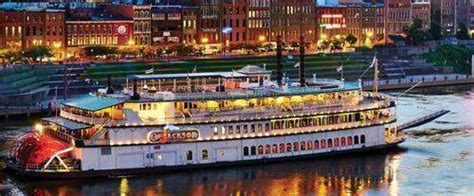 Dinner On A Boat In Tennessee by General Jackson Showboat Lunch Dinner Cruises