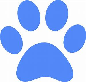 The gallery for --> Black Dog Paw Logo