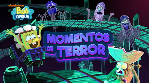 Ayuda a bob esponja a salvar a gary quien fue secuestrado por el tenebroso pigsaw. SpongeBob SquarePants: Tracks of Terror Action Game