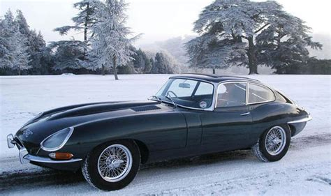 Jaguar E-type Previously Owned By Prince Michael Of Kent