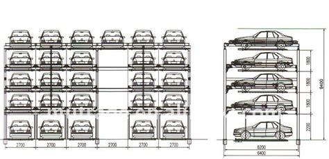 Multistorey Automatic Puzzle Car Parking System Shop For