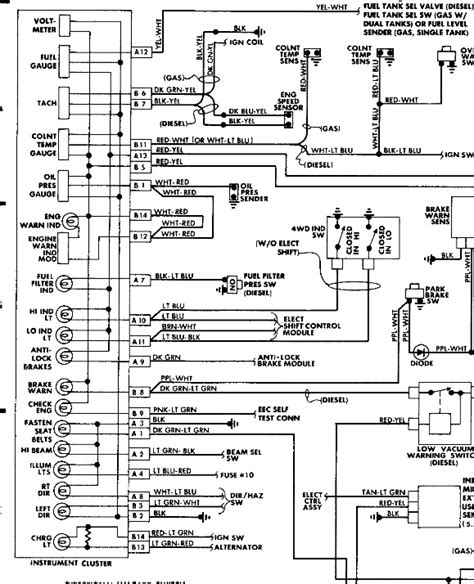 Ford Bronco Wire Diagrams Looking For Wiring