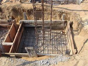How To Build A Column Footing