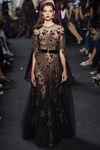 defile elie saab haute couture automne hiver 2016 2017 With robe d automne 2017