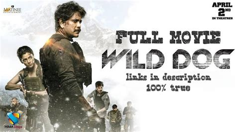 Wild Dog Movie Released on OTT Netflix In Tamil, Malayalam ...