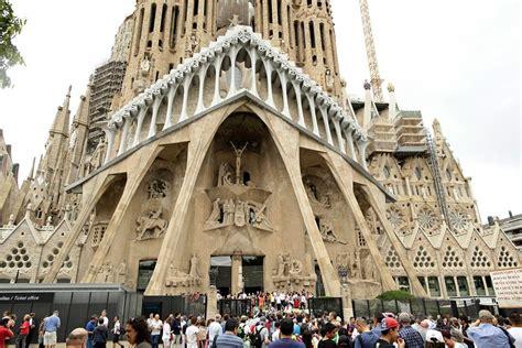 Ingresso Sagrada Familia by Zamach W Barcelonie Pierwotnym Celem Terroryst 243 W By蛯a