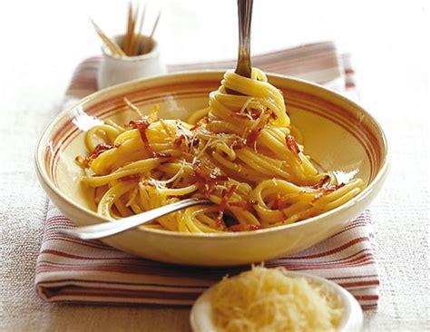 spaghetti alla carbonara rezept essen und trinken