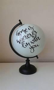 Globus Als Lampe : die besten 25 globus ideen auf pinterest globus lampe upcycled crafts und world market m bel ~ Markanthonyermac.com Haus und Dekorationen