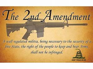 Second Amendment: Last Line of Defense Against Tyranny ...