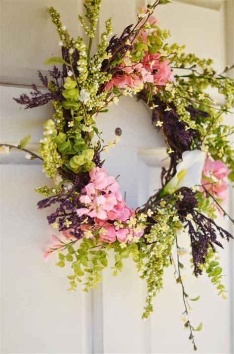 amazing diy spring wreath ideas anikas diy life