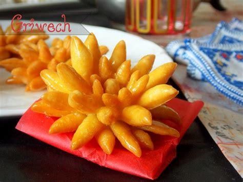 griwech moderne facon fleur de tournesol par mes inspirations culinaires