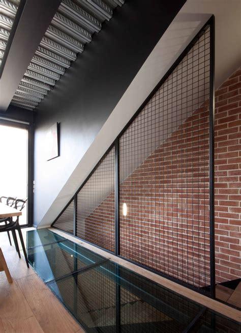 plancher en verre sof architectes sof architectes