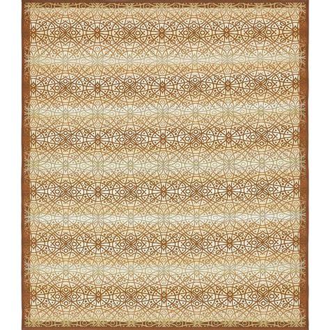 outdoor rug 10 x 12 unique loom outdoor beige 10 ft x 12 ft area rug