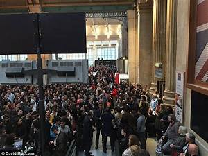 Gare Du Nord Evacuation : eurostar passengers stranded in paris overnight after ~ Dailycaller-alerts.com Idées de Décoration