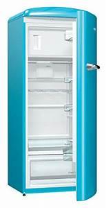 Kühlschrank Mit Gefrierfach Retro : blau elektro gro ger te von gorenje bei i love ~ Orissabook.com Haus und Dekorationen