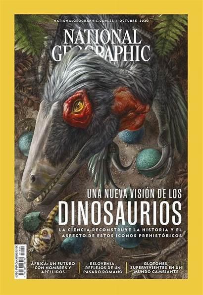 Geographic National Octubre Revistas Revista Septiembre Ink