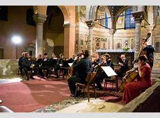 Concerts in the Euphrasiana Events Porec IstraIstria