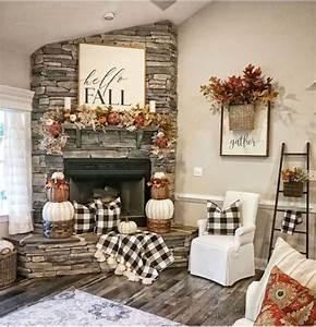 10, , cozy, fall, farmhouse, decoration, ideas, for, your, home