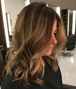 Faire Un Balayage : balayage cheveux brun et si on tentait une nouvelle technique ~ Melissatoandfro.com Idées de Décoration