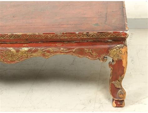 Dragon and phoenix is an american chinese concoction, and only resembles actual chinese food in that both are cooked in a wok. Chinese coffee table lacquered wood golden dragon phoenix ...