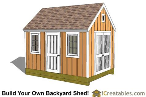 10x14 barn shed plans 10x14 shed plans large diy storage designs lean to sheds