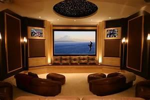 Decorative Media Room Ideas in Contemporary Design - Amaza
