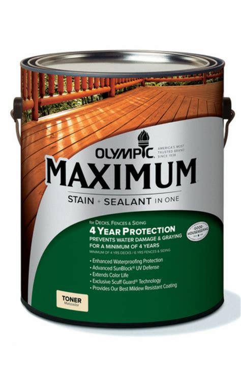 olympic maximum stain sealant   toner pressure works