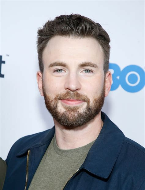Now that Chris Evans has your attention, he has an ...