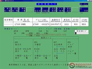 Arm00093  Daihatsu Japan  01 2017  Full   Instruction