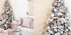 Künstlicher Weihnachtsbaum Geschmückt : rosa tannenbaum my blog ~ Michelbontemps.com Haus und Dekorationen