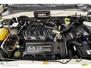Repair 2003 Mazda Tribute Engines