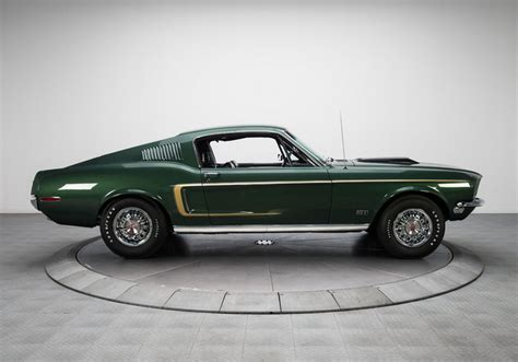 Mustang Cobra Jet 1968 1968 ford mustang gt 428 cobra jet can be yours for 109k