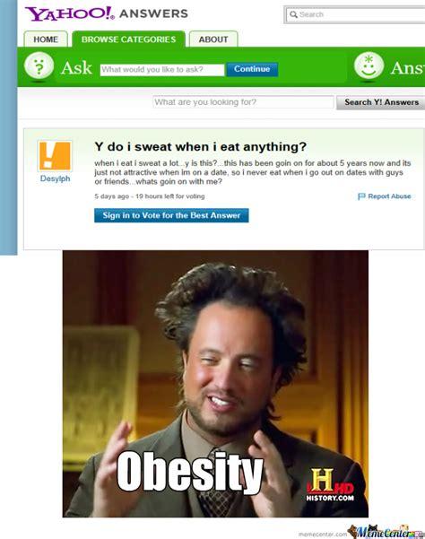 Fat Guy Meme - fat guy by wizwalrus meme center