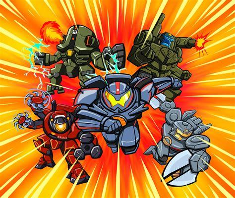 pacific rim super robot wars pantip