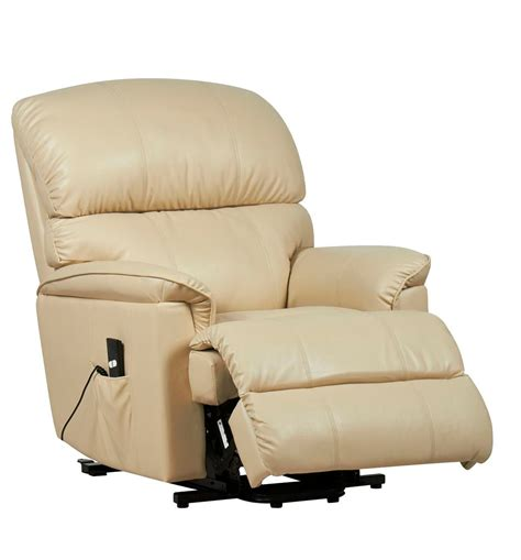 canterbury electric rise and recliner chair with heat and