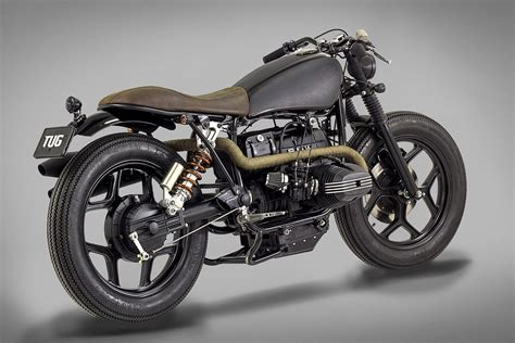 Bmw R80 Indira Motorcycle By Ton-up
