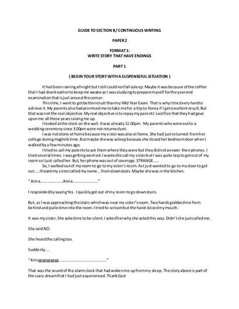 Spm English Essay College Ghostwriting Website United States Spm