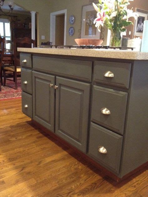 chalk paint kitchen island fabulous kitchens and bathrooms mostly using chalk paint 5217