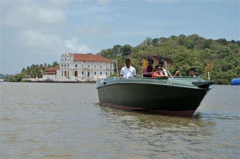 Speed Boat Goa by Goa Speed Boat Hire Boat Hire