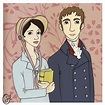 Catherine Morland e Henry Tilney - Jane Austen em Português