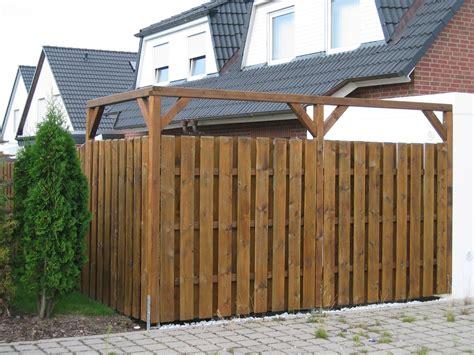 Sichtschutz Für Gartentor by Sichtschutz Selbst Bauen