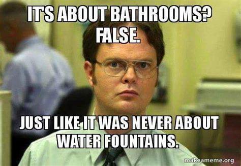 Transgender Bathroom Memes - 6 more memes that destroy the transgender bathroom hysteria lgbtq nation
