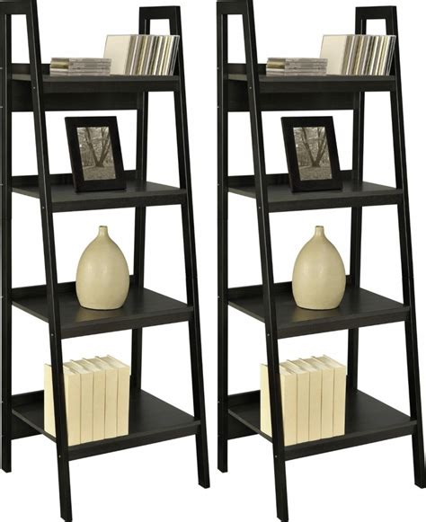 metal ladder shelf top 22 ladder bookcase and bookshelf collection for your
